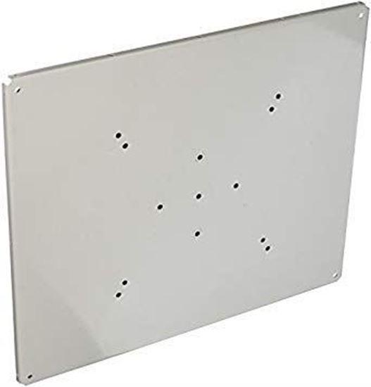 "Picture of BT3000-MR MAGic Clamp™ universal platform (LG) for flasks & tube racks, 14 x 12"""