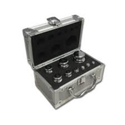 Picture of W1105-9-1000 - Accuris™ Class M1 Calibration Weight Set, 9 pcs: 10g to 1Kg