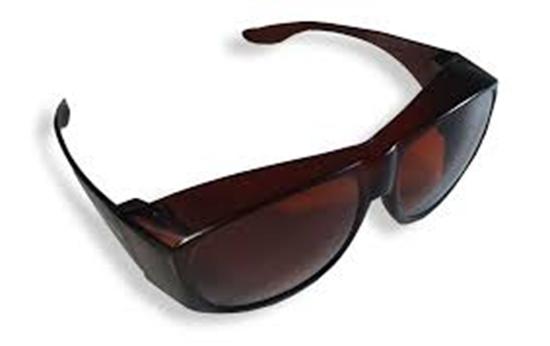 Picture of E4000-VG - SmartBlue Viewing Glasses