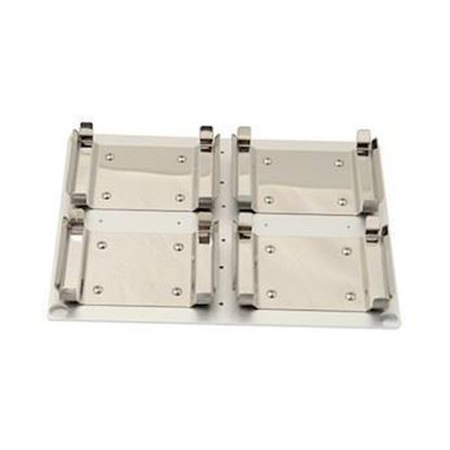 Picture of H1000-P-MP Dedicated Platform, holds 4 standard micro plates