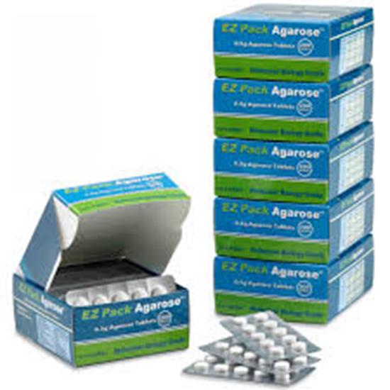 Picture of A2505  - EZ Pack™ Agarose Tablets, pack of 1000 tablets (500g)