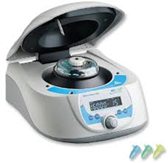 Picture of C1612 - MC-12™ High Speed Microcentrifuge with 12 place rotor, 115v