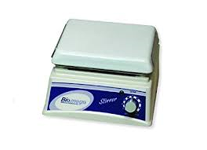"Picture of H4000-S - Magnetic Stirrer, 7.5""x7.5"", 115V"