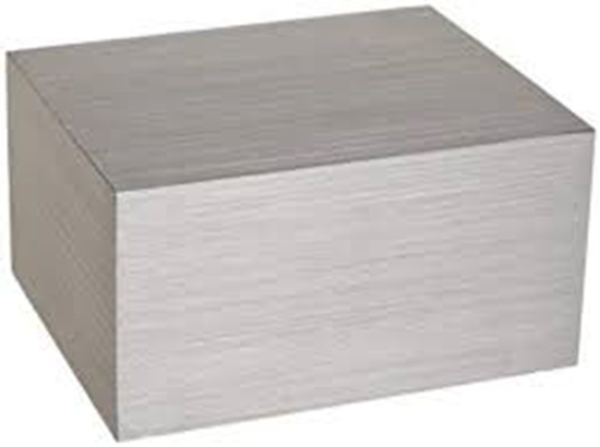 Picture of BSW01 -Solid Block (for slides / machining)