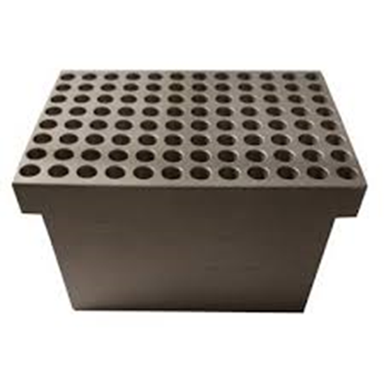 Picture of BSW13 - Block, 20 x 12mm or 13mm test tubes