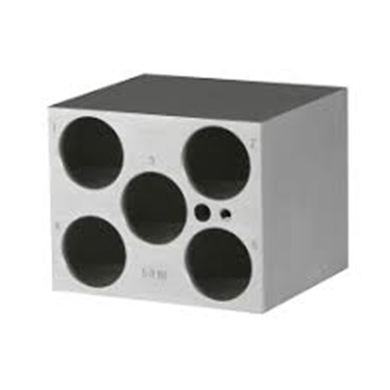 Picture of BSW50 - Block, 5 x 50ml centrifuge tubes