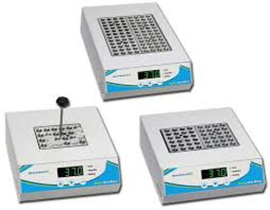 Picture of BSH1004 - Four-Block Digital Dry Bath 115V