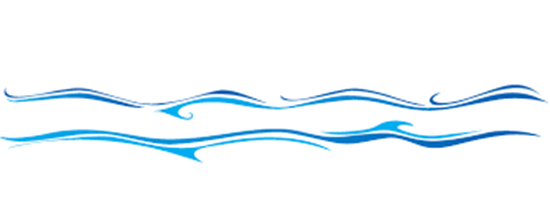 Picture of 06-CC - Ocean Wave Wall Sticker