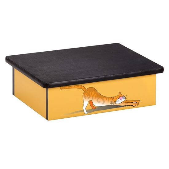 Picture of 10-AC - Step Stool w/Cat