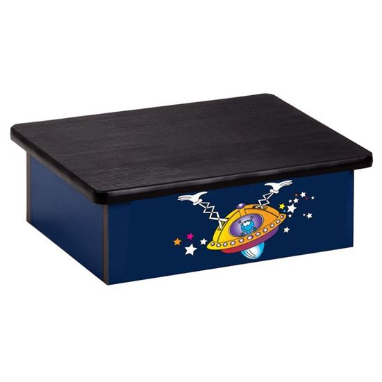 Picture of 10-SP - Step Stool Featuring Helpful Alien
